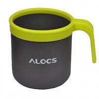 Кружка Alocs TW-401D (0.4л), зеленая