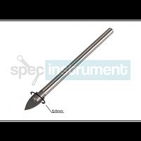 Сверло по стеклу и кафельной плитке QF TOOLS 6 мм