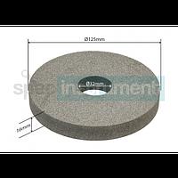 Круг абразивный 125х16х32 мм ЗАК EAC 14A F150 15 35 CT1 7K15