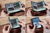 Прототип складного смартфона Samsung