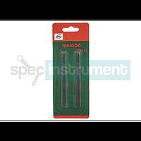 Нож для электрорубанка двусторонний MELABO 82 мм