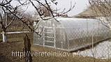 Теплицы (3х10х2) под поликарбонат 4 мм., фото 5