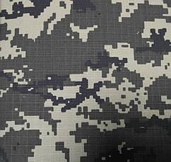 Ткань камуфлированная пограничная рип-стоп Собственное производство, фото 3