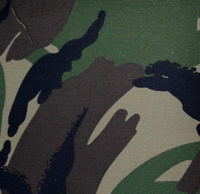 Ткань камуфлированная Британец DPM фердинанд Собственное производство