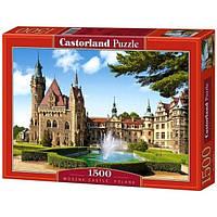 Пазл Мошненский замок на 1500 элементов