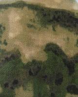 Ткань флис атакс зеленый Собственное производство