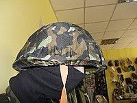 Чехол на кевларовый шлем (каску)