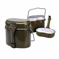 Шведский армейский котелок; купить шведский армейский котелок;