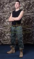 Штаны (брюки) Комбат РИП-СТОП хаки