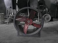 Вентилятор ВЦ-6.и др. 0,6кВт/1400об. мин.