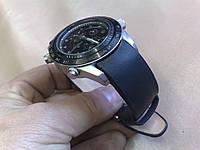 Ремешок из конской кожи для часов Jacques Lemans, фото 1