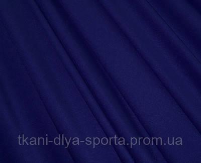 Бифлекс с нежным блеском темно-синий