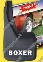 Брызговики на Peugeot Boxer передние