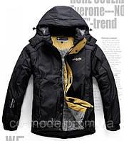 Удлиненная куртка Columbia, черная