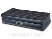 Надувная матраc - кровать односпальная Intex 66721