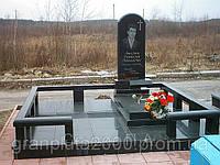 Гранитный памятник №12