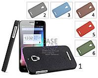 "Пластиковый чехол для Alcatel 7025D One Touch Snap ""Quicksand Series"", фото 1"