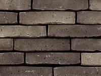 """Кирпич клинкерный ручной формовки """"NATURE"""" Black grey, фото 1"""