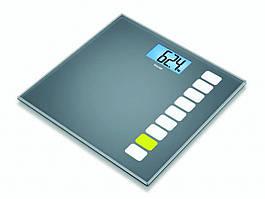 Весы напольные дизайн-линия Beurer GS 205