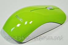 Беспроводная оптическая мышь HAVIT HV-MS906GT, Wireless USB, зеленая, фото 3