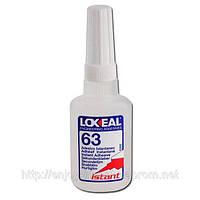 Моментальный клей LOXEAL ISTANT-63,  для разных материалов, без запаха, 20 мл