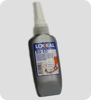 Фланцевый герметик LOXEAL 59-10, анаэробный, t до +200°С, 75 мл