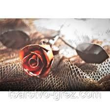 Кована троянда