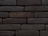 """Кирпич клинкерный ручной формовки """"NATURE"""" Black brown, фото 1"""