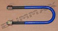 Стремянка рессоры с гайкой на M20x1,5x92,5x310 RENAULT (1) - BUMMAX  - BMT00315 W/N