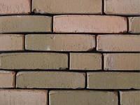 """Кирпич клинкерный ручной формовки Vande Moortel """"NATURE"""" Yellow brown"""