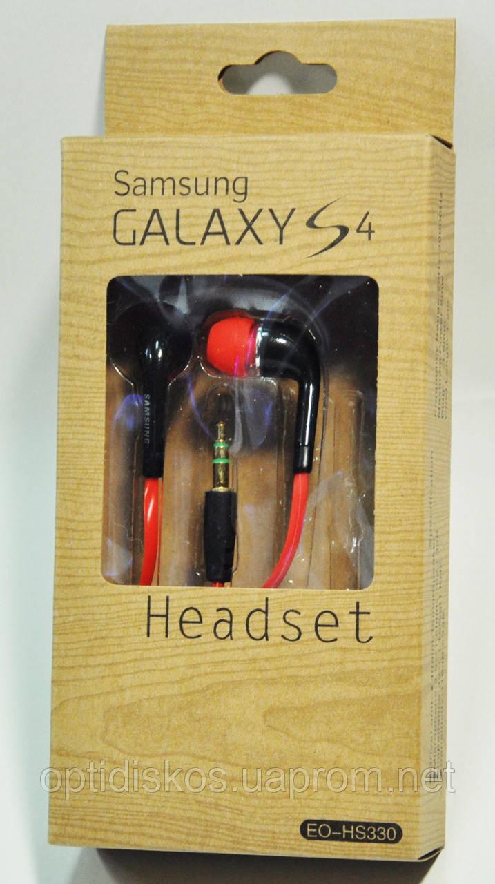 Вакуумные наушники, копия Samsung, EO-HS330