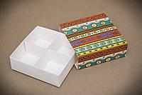 Універсальна коробка-пенал з ложементом 160*160*55 колір ЕТНО