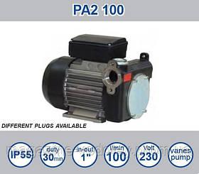 Лопастной насос для ДТ PA2 100 (подача  100 л/мин)