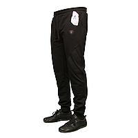 Спортивные штаны под манжет фабричный пошив пр-во. Турция KD1201 Черный