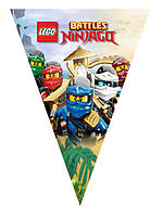 Гирлянда Лего НинзяГо 2 метра