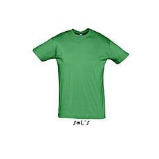 Футболка светло-зеленая SOL'S REGENT размеры от S до 3XL