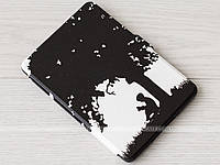 Обложка Slimline Print для Amazon Kindle Paperwhite Kindle Logo + пленка