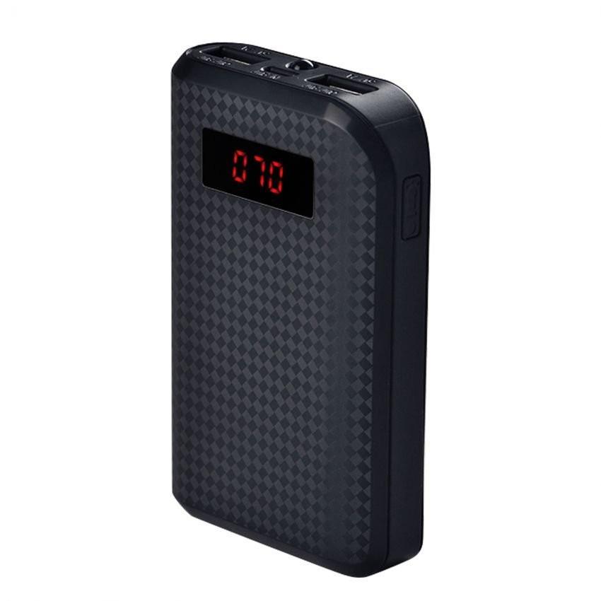 Портативное зарядное устройство  PRODA Ling Long Power Box 10000 mAh (Black)