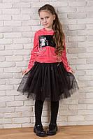 Костюм  детский кофта и юбка 15250