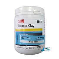 3M 38070 Чистящая мелкоабразивная глина Cleaner Clay 200 г