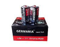 Батарейка Germania большая D