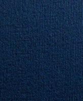 Дизайнерский картон с тиснением микровельвет, синий, 285 гр/м2