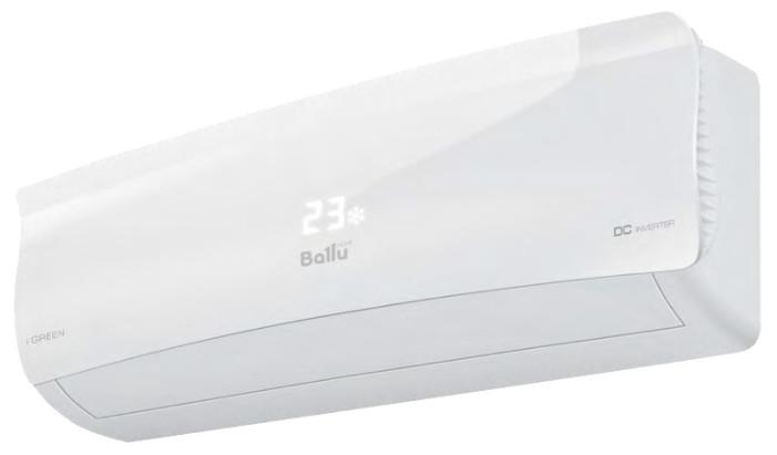 Кондиционер Ballu BSAI-18H N1  iGreen DC Inverter