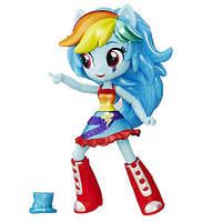 Рэйнбоу Деш Мініс Моя Маленька Поні My Little Pony Equestria Girls Minis School Dance Rainbow Dash