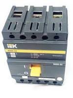 Автоматичний вимикач ВА88-33  3Р  063А  35кА  ІЕК