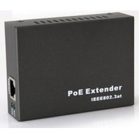 POE удлинитель/повторитель пассивный, до 100 метров, RJ 45 Lan 10/100Мбит/с