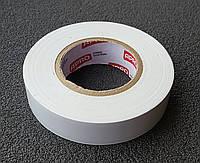 Изолента APRO 0,14мм*17мм*10м (белая), диапазон рабочих температур: от - 10°С до + 80°С, высокое качество!!! 10 шт. в упаковке, цена за упак.