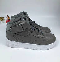 Nike Air Force 1 Mid SP 'Light Charcoal'