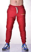 Мужские спортивные штаны красные  PREMIUM red