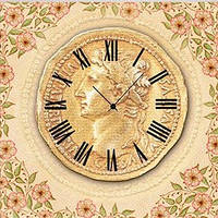 Картина-часы (60х60 см)